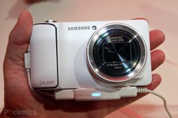 Samsung Galaxy Camera видеообзор (ВИДЕО)