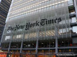 The New York Times обвинила китайцев в хакерских атаках