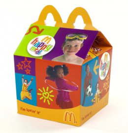 Вам Happy Meal с героином?
