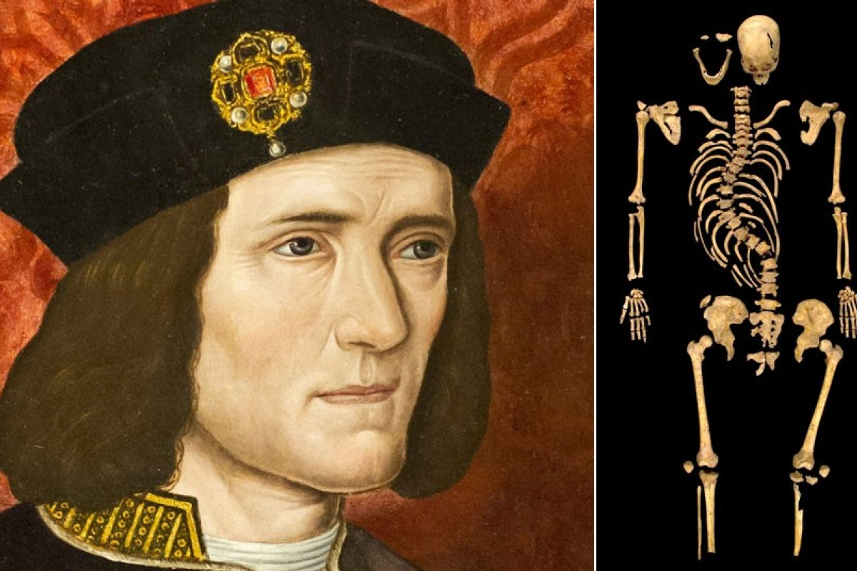 a study on the scientists identification of the life of king richard iii Scientists say they have found the 500-year-old remains of england's king richard iii under a parking lot in the city of leicester university of leicester researchers say tests on a battle-scarred skeleton unearthed last year prove beyond reasonable doubt that it is the king, who died at the battle of bosworth field in 1485, and whose remains have.