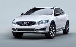 Volvo представил V60 Cross Country