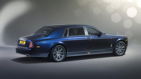 Новая коллекция Rolls-Royce Phantom (ФОТО)
