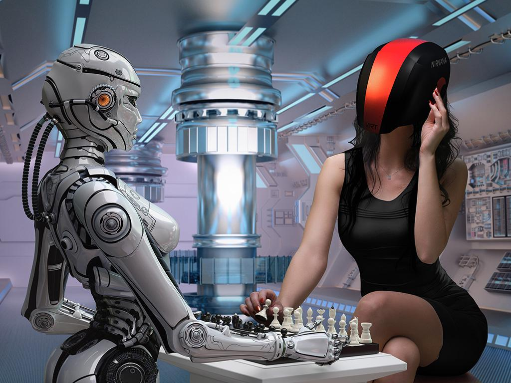 the future of an on line virtual reality world Virtual reality is widely associated with gaming, but some believe it could evolve into the next computing platform, affect all of our senses, and grow into a multibillion-dollar industry -- if.