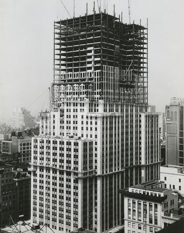 an analysis of constructing skyscrapers in america Combining architectural history and cultural analysis constructing chicago helps us see that the city's urban history is promoting in america.