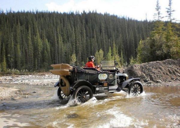���� �� ����������� ����������� � ������������ ����������� �� Ford Model T 1915 ���� ������� (����)
