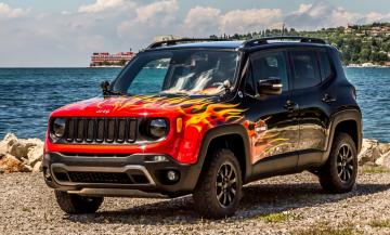 Тюнеры превратили Jeep Renegade в «Месть ада» (ФОТО)