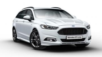 Ford представил Mondeo ST-Line (ФОТО)