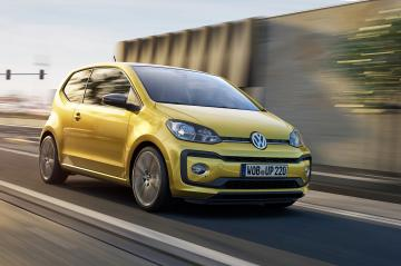 В Великобритании озвучили цену на Volkswagen Up