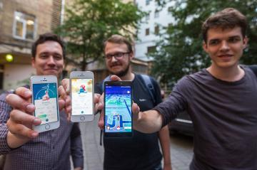 Pokemon Go продолжает устанавливать рекорды