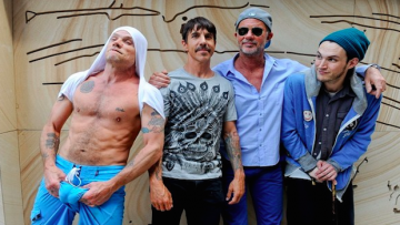 Американский канал назвал Red Hot Chili Peppers худшей группой на планете