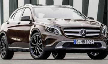 Получена информация о Mercedes-Benz GLA Coupe 2019