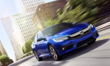 Honda Civic стала бестселлером в сегменте компактных авто в США