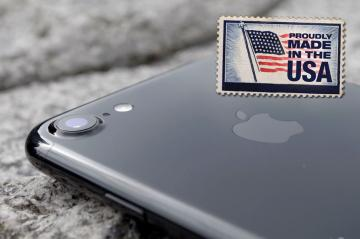 Made in USA: Apple планирует перенести производство iPhone