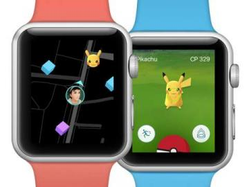 Pokemon GO дебютирует на Apple Watch