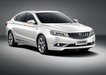 Geely модернизировала фастбэк Emgrand GT