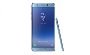 Samsung представила Galaxy Note Fan Edition (ФОТО)