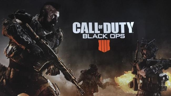 За первые три дня видеоигра Call of Duty: Black Ops 4 заработала 500 млн долларов