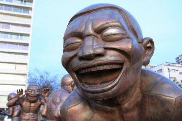 Лабиринт смеха в Канаде (ФОТО)