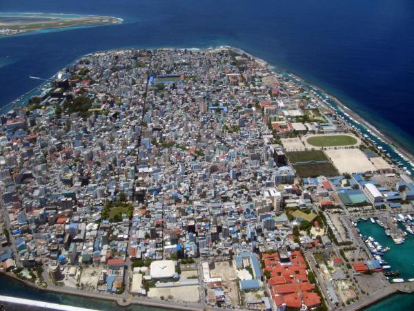 Самая маленькая столица в мире (ФОТО)