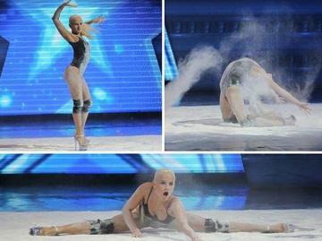 Казахстанская танцовщица произвела фурор на шоу талантов (ВИДЕО)