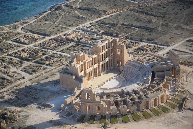 Боевики «Исламского государства» уничтожили исторические памятники в Ливии (ФОТО)