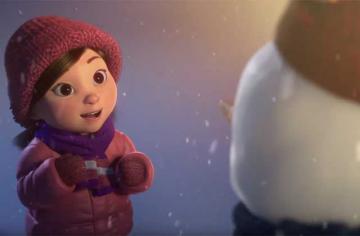Мультфильм о новогоднем чуде покорил зрителей мира (ВИДЕО)