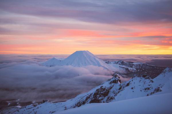 Красоты Новой Зеландии в фотографиях путешественника (ФОТО)