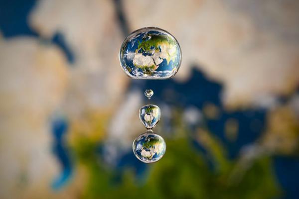 Жидкое искусство: как сделать шедевр из крохотной капли воды (ФОТО)