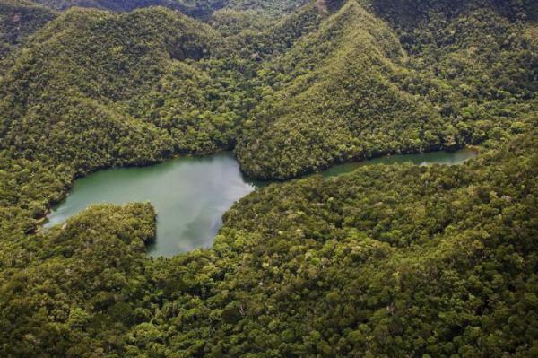 Самый молодой национальный парк в мире (ФОТО)
