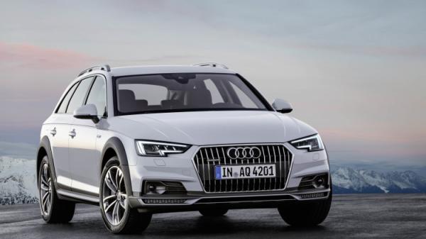 A4 Allroad Quattro. Компания Audi официально представила универсал (ФОТО)