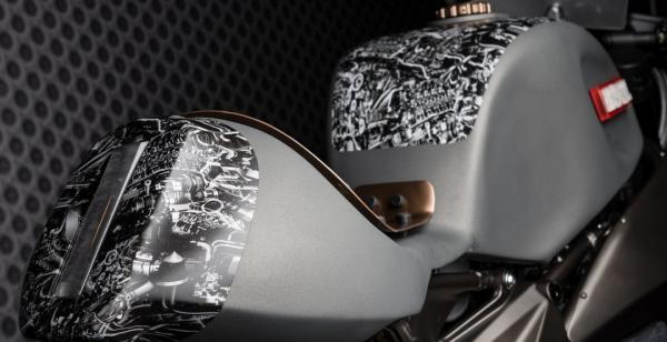 Компания Motul представила свое видение будущих мотоциклов (ФОТО)