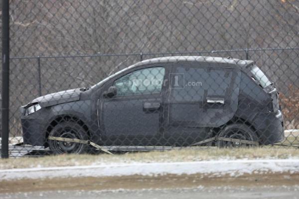 Fiat Punto. Фотошпионы засняли обновленный хетчбэк (ФОТО)
