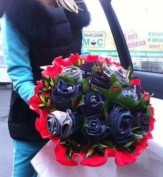 Сумасшедшие идеи подарков на День святого Валентина (ФОТО)