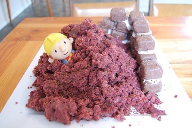 25 самых провальных тортов, которые были сделаны родителями на День рождения (ФОТО)