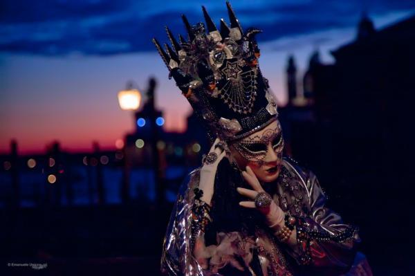 15 наиболее потрясающих костюмов с Венецианского карнавала (ФОТО)