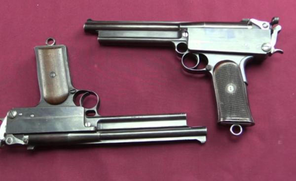 Самое бестолковое в мире стрелковое оружие (ФОТО)