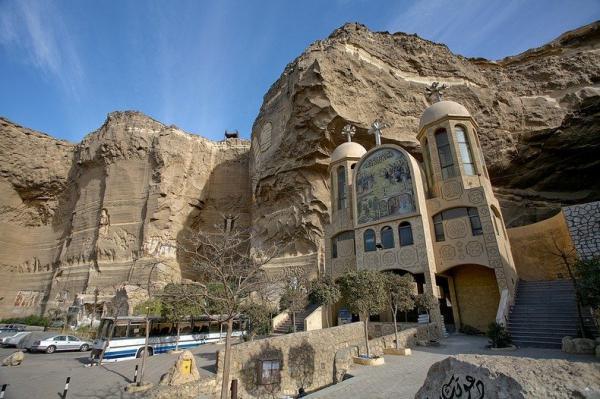 Древняя достопримечательность. Как выглядит пещерный храм (ФОТО)