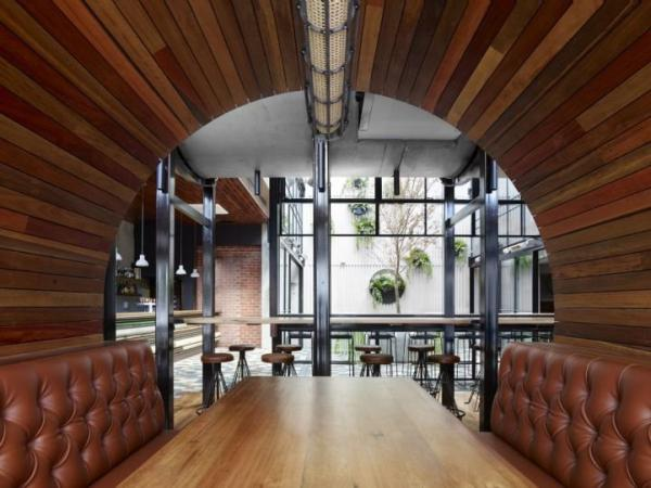 Оригинальность зашкаливает. Удивительный отель в Австралии (ФОТО)