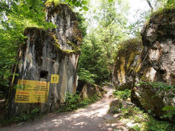 Wolfsschanze – волчье логово в лесах Польши (ФОТО)