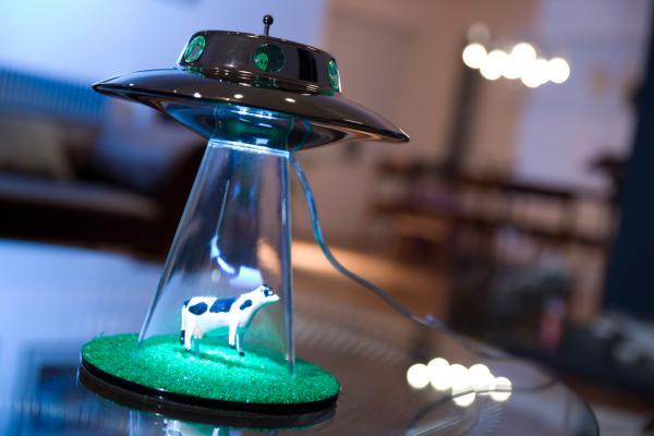 Дизайнерский подход, или как выглядят необычные лампы (ФОТО)