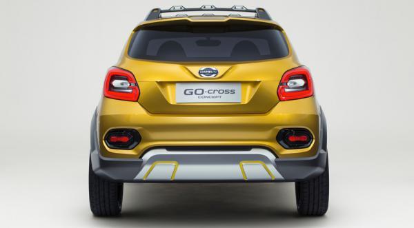 Индийцы представили концепт обновленного Datsun GO-сross (ФОТО)