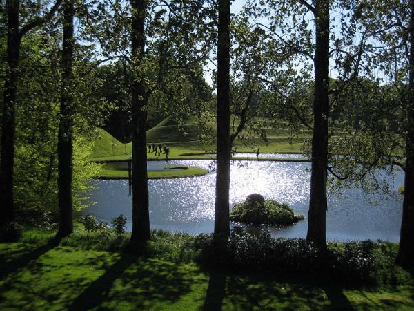 Сад-вселенная для космических размышлений в Шотландии (ФОТО)