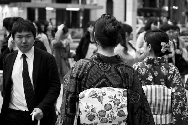 Страна восходящего солнца. Повседневная жизнь Токио (ФОТО)