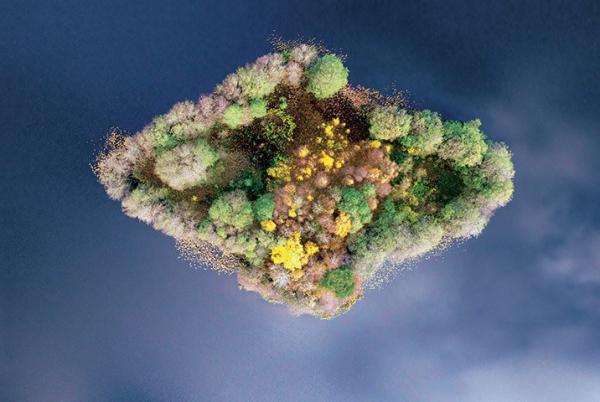 Удивительные пейзажи. Что из себя представляют польские озера (ФОТО)