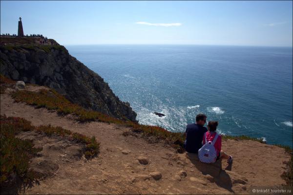 На краю света: самая западная точка Европы - мыс Рока (ФОТО)