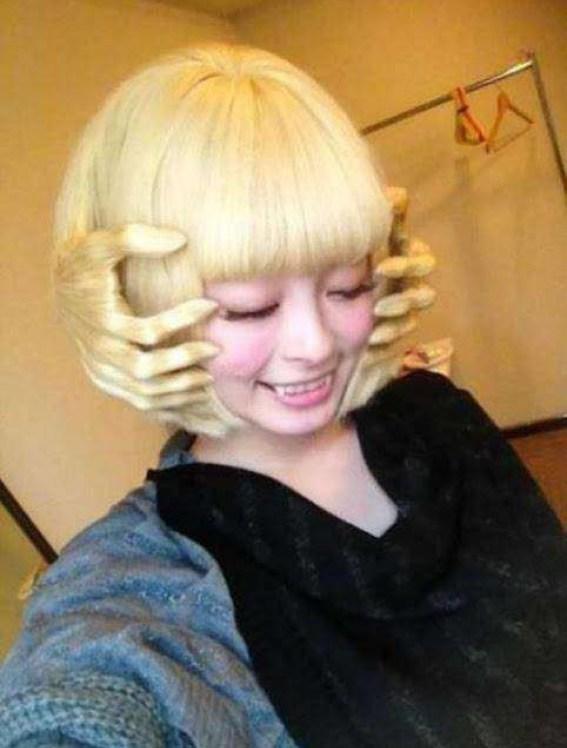 Безумные фотки, на которых изображена обычная жизнь японцев (ФОТО)