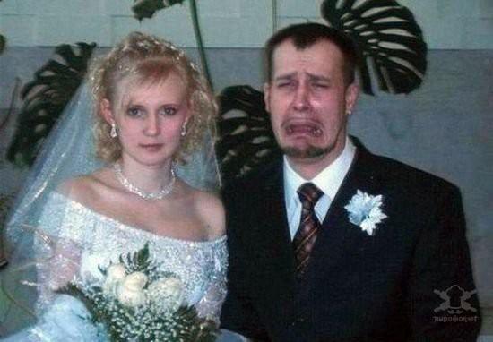 Самые необычные свадебные церемонии (ФОТО)