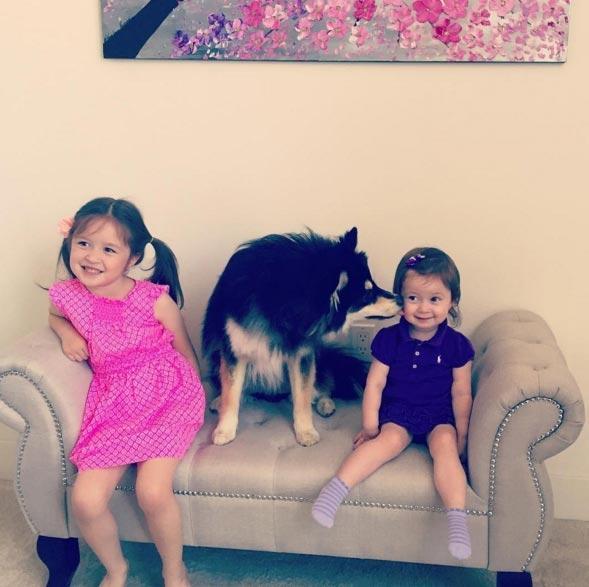 20 милых доказательств того, что вашему ребенку нужна собака (ФОТО)