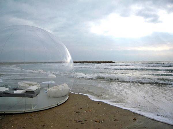 Дизайнеры из США представили новую разработку, которая поможет сблизиться с природой (ФОТО)