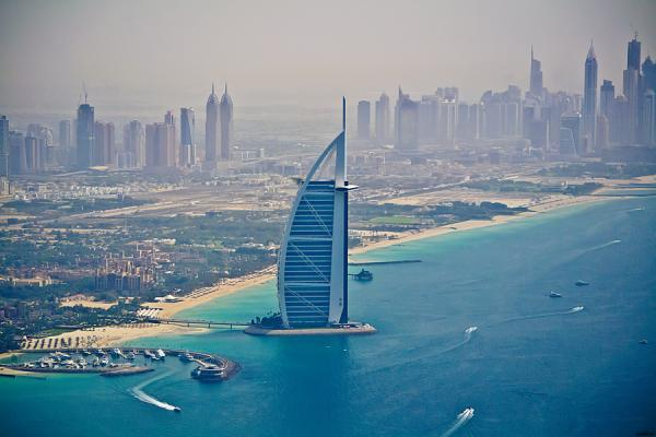 Будущее рядом с нами. Футуристические панорамы ОАЭ (ФОТО)